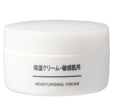 Kem dưỡng da Muji Moisturising Cream 50g Nhật Bản– cho bạn làn da trắng mịn màng