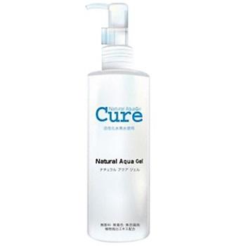 Gel tẩy tế bào chết Cure Natural Aqua 250g Nhật Bản nhẹ nhàng cho da