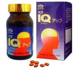 Viên uống bổ não và tăng cường trí nhớ PEP IQ UP Nhật Bản