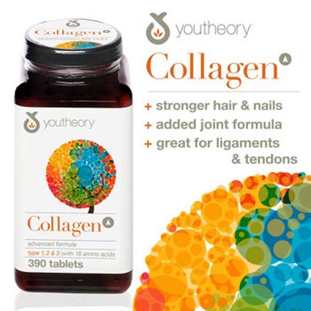 Collagen Advanced Formula 390 - khám phá bí mật trẻ hóa làn da