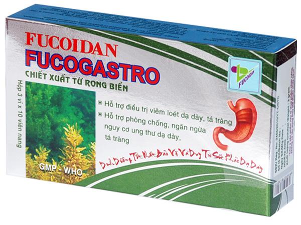 Fucoidan Fucogastro chiết xuất từ rong biển xuất xứ Việt Nam