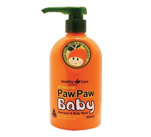 healthy-care-all-natural-paw-paw-baby