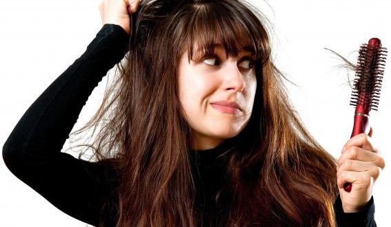 Ngăn rụng tóc bằng biện pháp tự nhiên