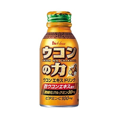 Nước tinh nghệ giải rượu Ukon No Chikara Nhật Bản