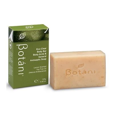 Soap Kháng Khuẩn & Trị Mụn Body Botani Eco-Clear Body Bar Body Acne