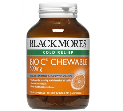 blackmores-cold-relief-bio-c-chewable-500mg