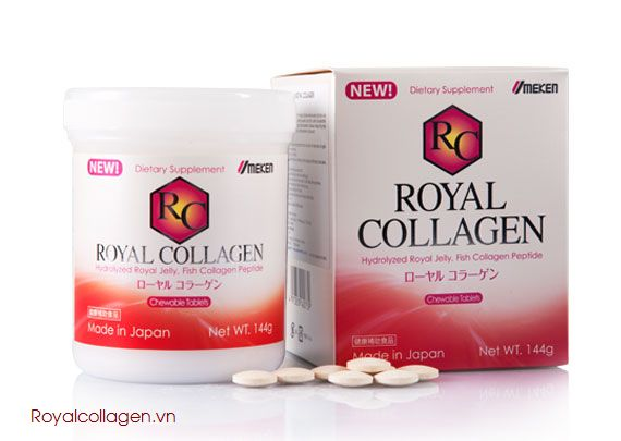 royal collagen 144g
