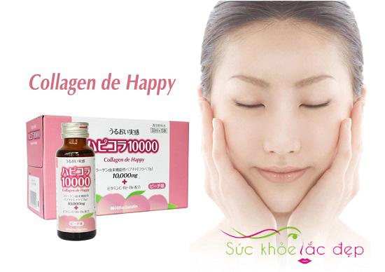 cong-dung-cua-nuoc-uong-collagen-de-happy