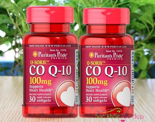 q-sorb coq10 100 mg