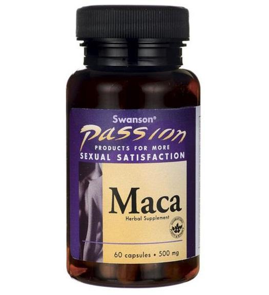 Dược lực Maca Swanson – Hỗ trợ sinh lý nam và nữ