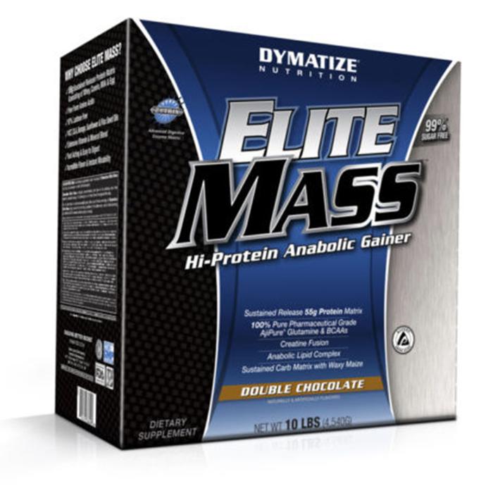 Elite masss gainer 10 lbs(4.5kg) tăng cân tăng cơ
