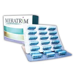 Eo thon, dánh xinh cùng viên giảm cân MERATRIM