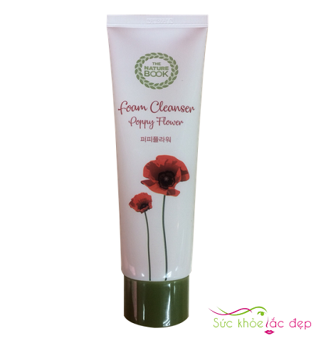 foam-cleanser-poppy-flower