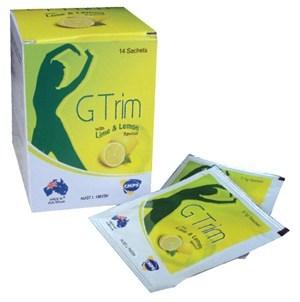 G trim – đẹp hơn từng ngày với trà giảm cân G - Trim green