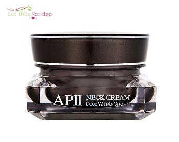 kem dưỡng the skin house ap ii neck cream giảm nhăn vùng cổ