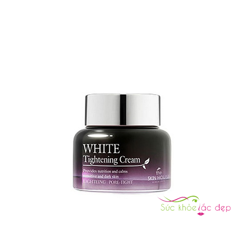 kem dưỡng the skin house white tightening cream