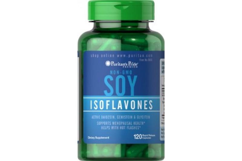 Sản phẩm mầm đậu nành non – GMO Soy Isoflavones trẻ hóa làn da.