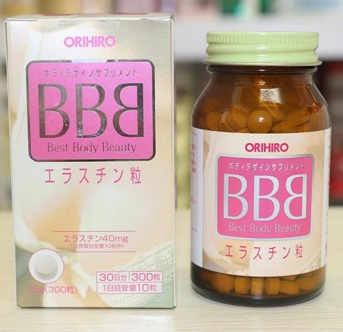 Viên nở ngực BBB Orihiro–cho núi đôi căng tròn săn chắc