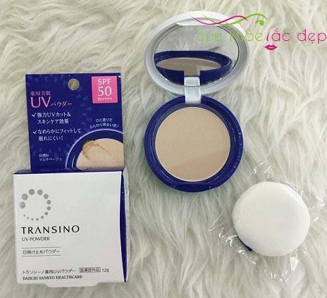 Transino UV Powder SPF50 PA++++