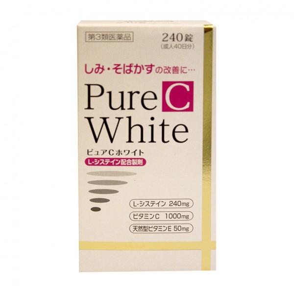 Pure White C 240 viên – thần dược cứu vãn tuổi thanh xuấn