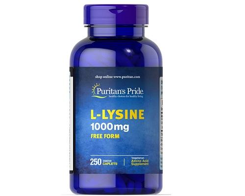 puritan-s-pride-l-lysine-1000mg-250-vien