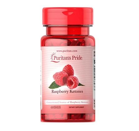 raspberry ketones puritan's pride 60 viên