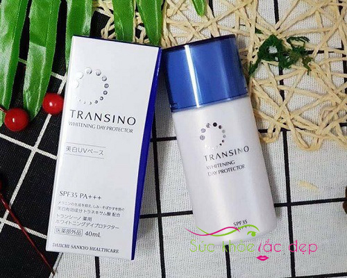 Transino whitening Day Protector