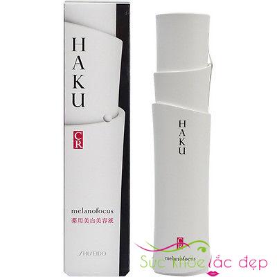 Kem Trị Nám Shiseido HAKU Melanofocus CR 45g