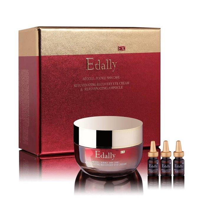 Bộ kem dưỡng Edallly Ex Rejuvenating Recovery Eye Cream Set