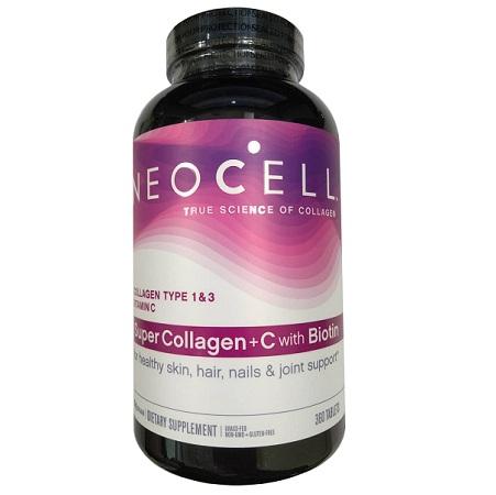 Neocell super collagen + c 360 – giải pháp có một làn da đẹp