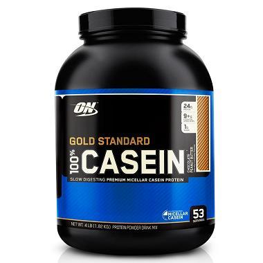 Sữa tăng cơ Gold Standard 100% Casein 4 Lbs