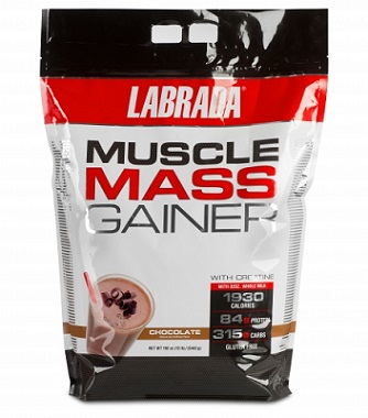 Sữa tăng cân Mass Gainer Muscle 12Lbs