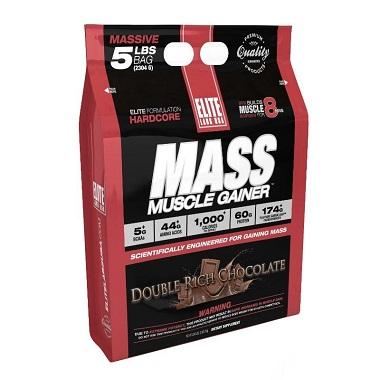 Sữa tăng cân Mass Muscle Gainer Elite 5Lbs
