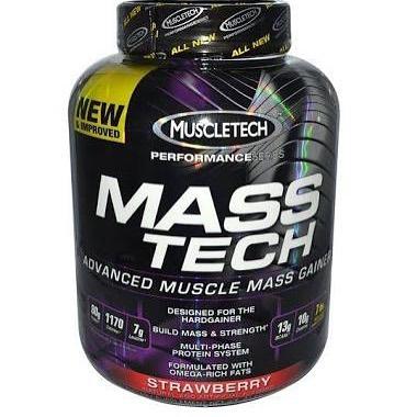 Sữa tăng cân tăng cơ MuscleTech Mass Tech 7lbs