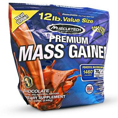 Sữa tăng cân Muscletech Premium Mass Gainer 12lbs