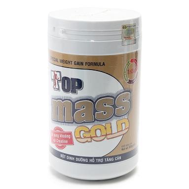Sữa tăng cân Top Mass Gold hộp 800g