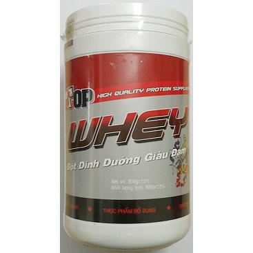 Top Whey Protein 800g