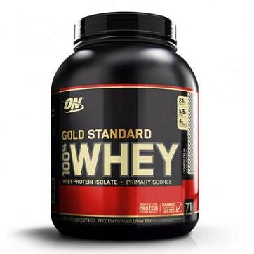 On 100 Whey Gold Standard 5Lbs