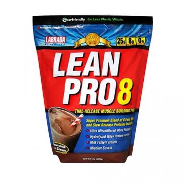 tăng cơ Labrada Lean Pro8 túi 2,3 kg
