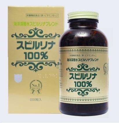 Tại sao bạn nên tin dùng tảo xoắn Spirulina Nhật Bản 2200 viên