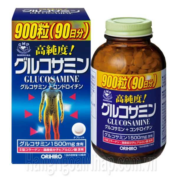 Thuốc bổ xương khớp Glucosamine 1500mg