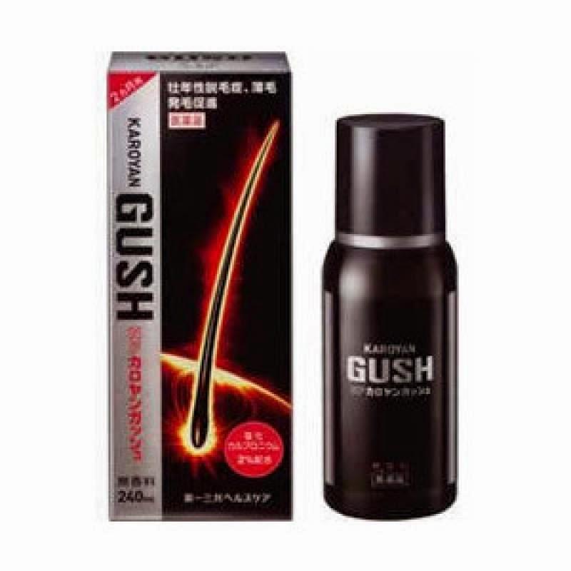 Karoyan Gush 240ml - Kích thích mọc tóc và ngăn ngừa rụng tóc