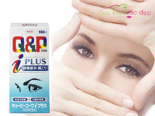 Viên uống bổ mắt Q&P Kowa Nhật Bản có tốt không