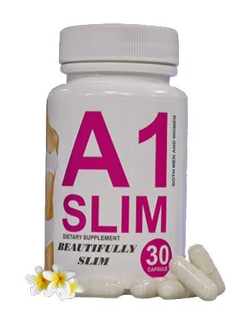 Viên Giảm cân đơn giản A1 Slim hiệu quả từ Mỹ