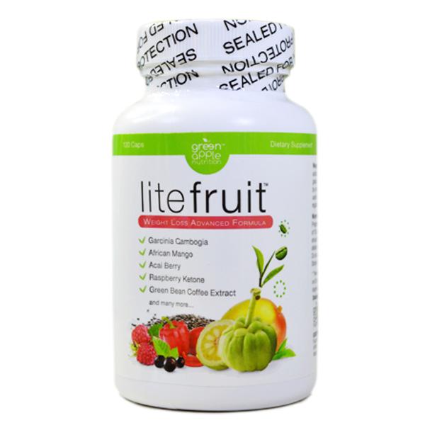 Viên nang giảm cân Lite Fruit USA – giảm cân đơn giản bằng trái cây