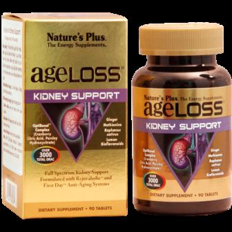 viên uống Ageloss Kidney Support - bổ thận, tráng dương