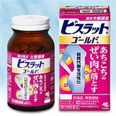 Viên uống giảm béo Screw rat gold Kobayashi loại 336 viên