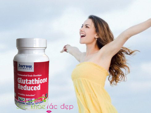 Viên Uống Glutathione Reduced 500 Mg
