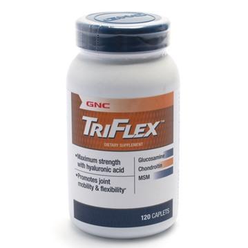 Viieen uống hỗ trợ điều trị xương khớp tối ưu - GNC Triflex