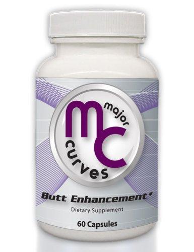 Viên uống Major Curves Butt Enhancement mông nở tự nhiên